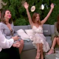 Real Housewives of Orange County: The Sip And See Stand-Off