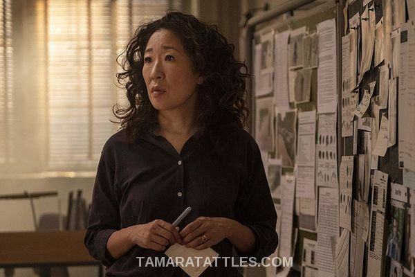 Killing Eve Recap Eve working on Alistair Peel case