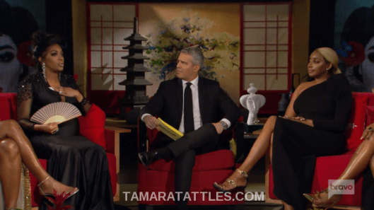 RHOA Reunion Part 2 Recap Porsha Williams Andy Cohen Nene Leakes fighting