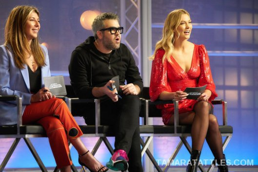 Project Runway Recap Judges