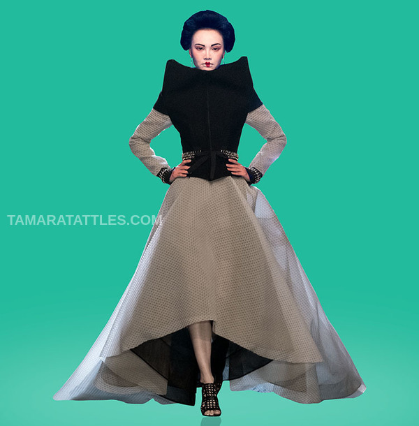 Project Runway Recap The Height Of Avant Garde Fashion