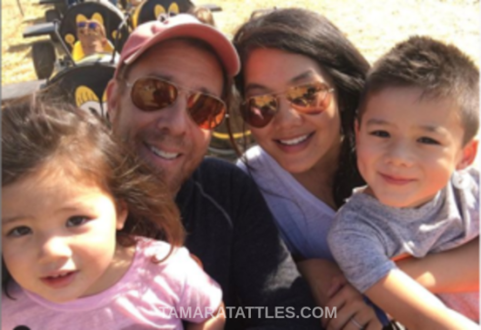 Crystal Kung Minkoff and Family