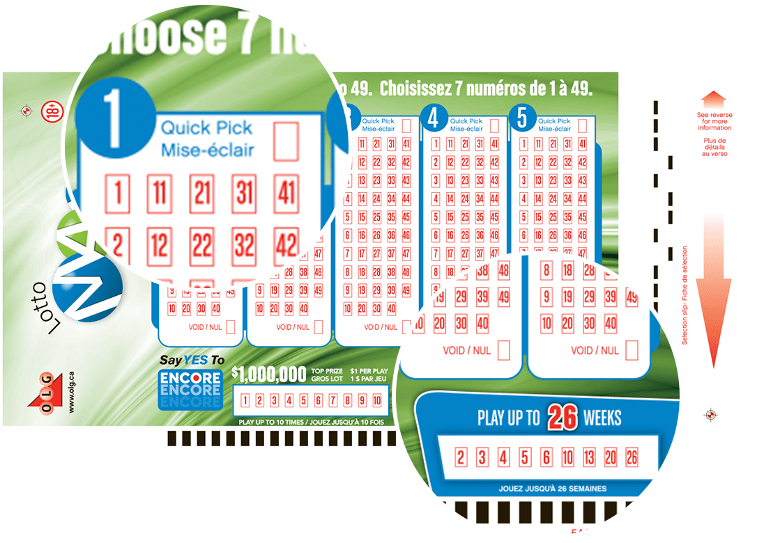 About Lotto Max