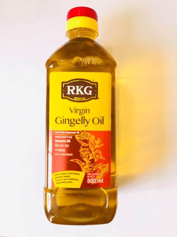 RKG Virgin Sesame Oil