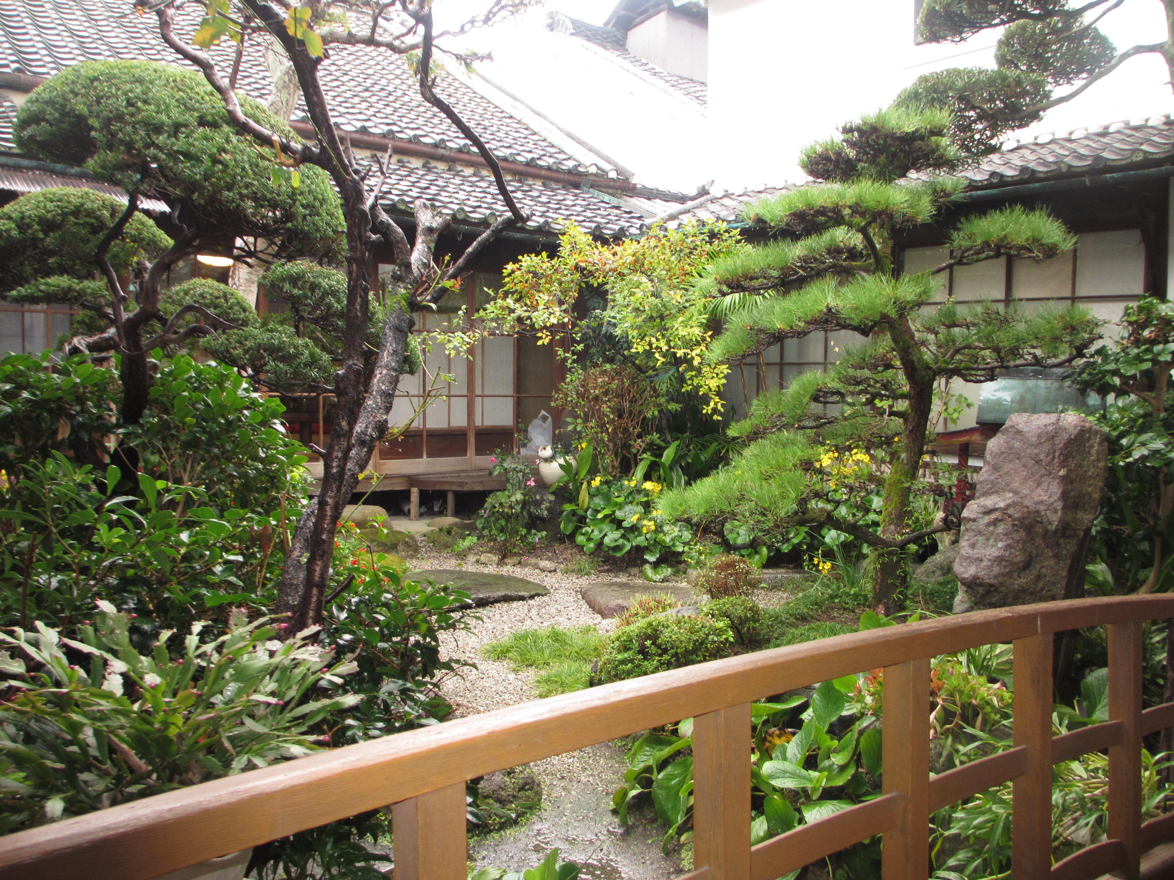traditional Japanese house  tamarind street