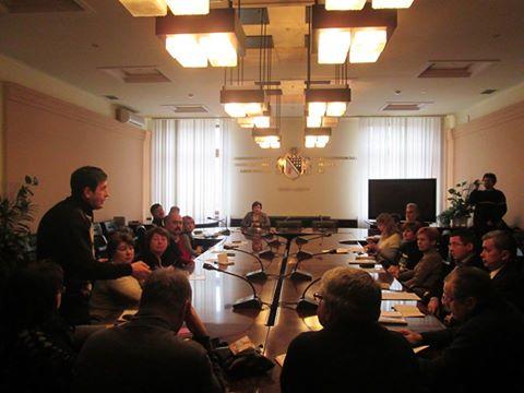 Відбувся семінар для ОСНів Дніпропетровської області