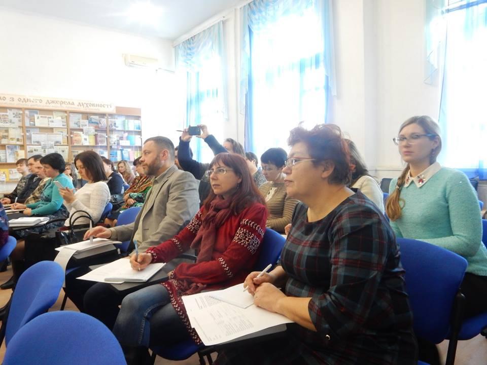 В Дніпрі проходить тренінг  з питань реалізації Конвенції ЮНЕСКО