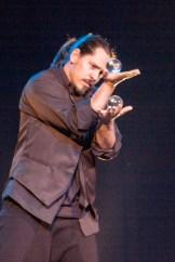Miguel Muñoz en la Gran Gala
