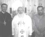 Kobakhidze with Lubomir Guzar (UGCC)