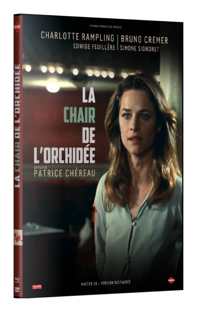 La Chair De L Orchidée : chair, orchidée, Boutique, Blu-ray, Tamasa, Diffusion, Chair, L'orchidée, Mediabook, Combo