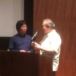 胎内記憶で有名な池川明先生と会いました