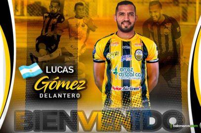 """Lucas Gómez: """"Retorno porque quiero quedar campeón con el Aurinegro"""""""