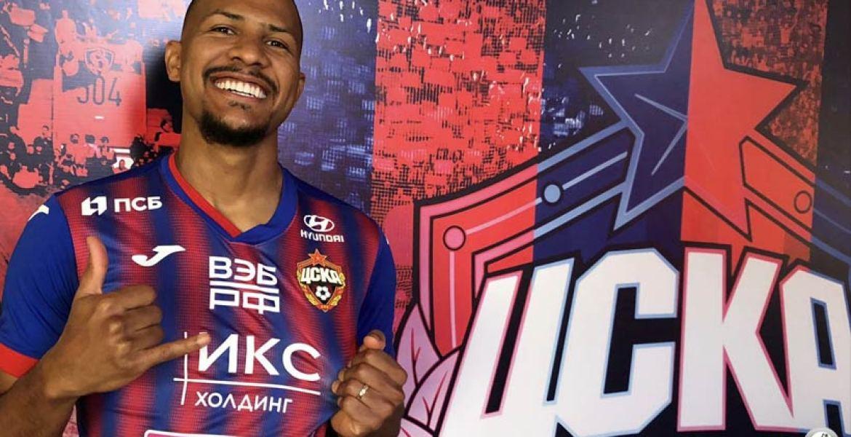 Salomón en CSKA