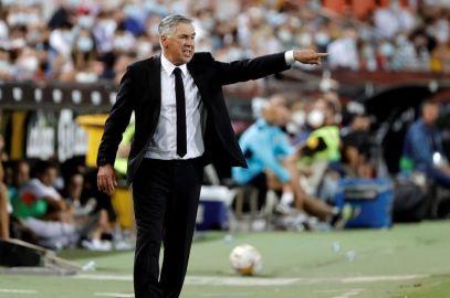 """Ancelotti: """"Este equipo pelea hasta el final, jugando bien o jugando mal"""""""
