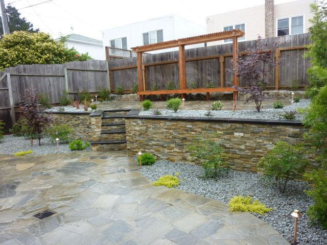retaining wall image 9