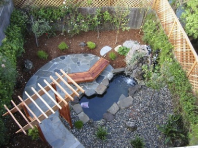 Small Yard Landscaping - Beautiful Japanese Garden in San Francisco