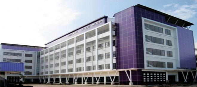 Mengenal Politeknik Negeri Medan (POLMED)