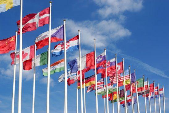 Bendera-bendera dunia