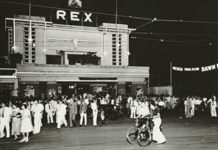 Bioskop Indonesia zaman penjajahan