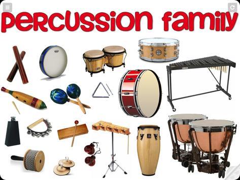 intrumen percussion