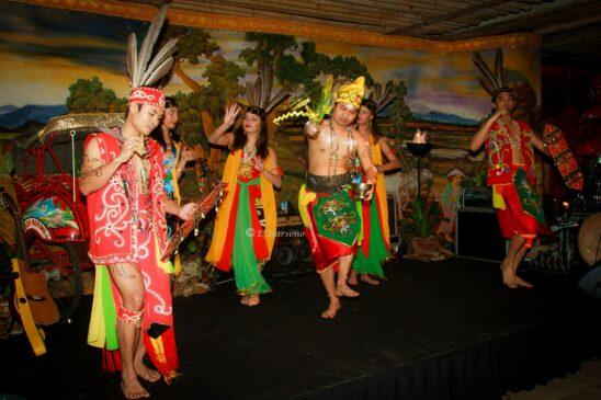 Suku Dayak Bawo