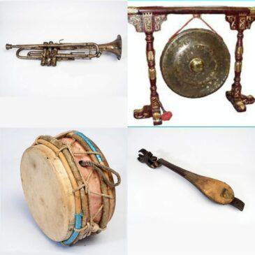 13 Alat Musik Tradisional Sumatera Selatan