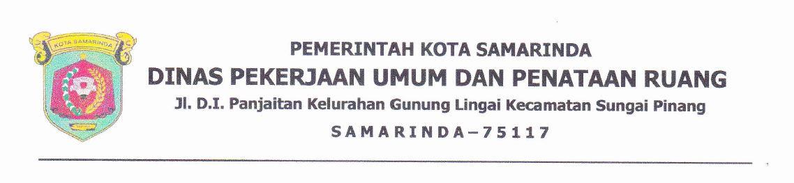 Contoh Kop Surat Organisasi Lembaga Pemerintah