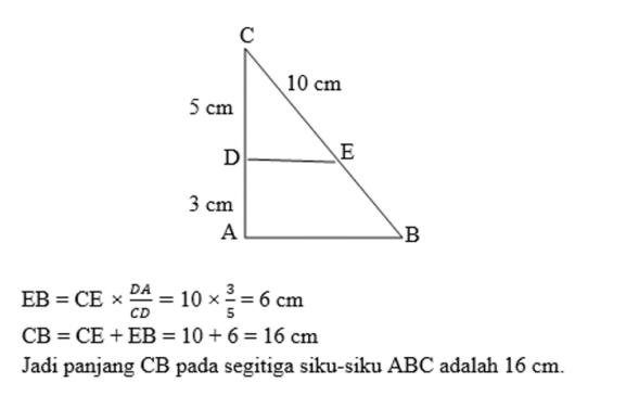 Contoh segitiga