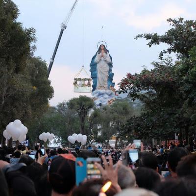 Patung Bunda Maria Assumpta