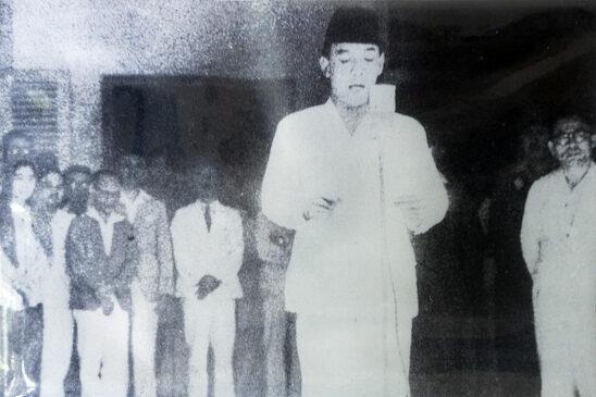 Perjalanan sejarah kemerdekaan Indonesia