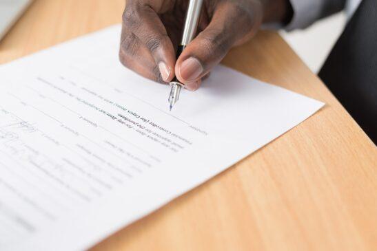 Contoh Surat Kontrak Kerja