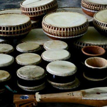 5 Alat Musik Tradisional Gorontalo
