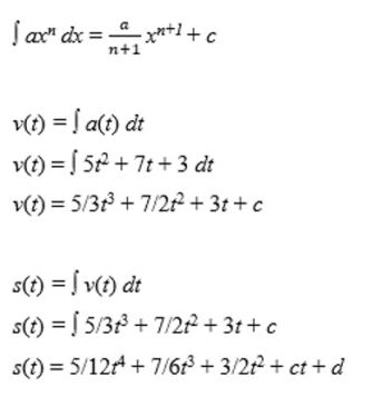 contoh integral 1