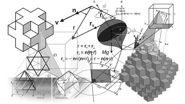 Dimensi Tiga Matematika