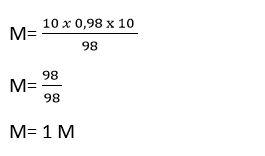 jawaban contoh soal molaritas 2