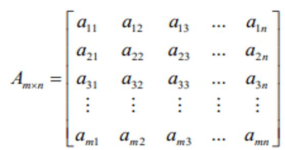matriks persegi panjang