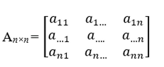 matriks persegi