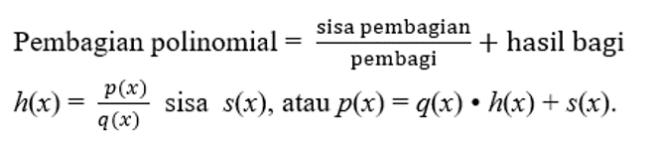 Pembagian polinomial