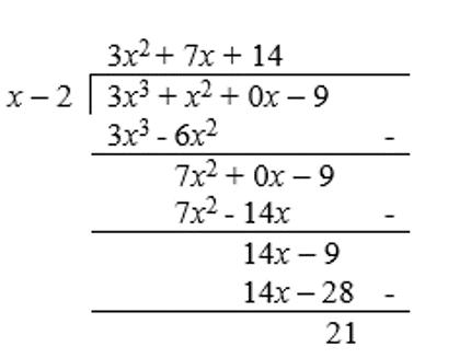 contoh soal pembahasan polinomial