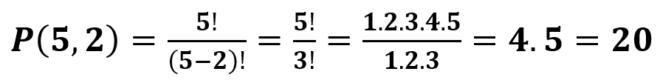contoh permutasi
