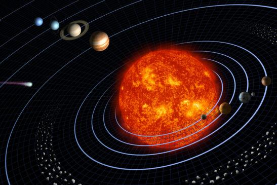 Sistem Tata Surya: Matahari dan Benda Angkasa