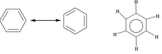resonansi pada benzena