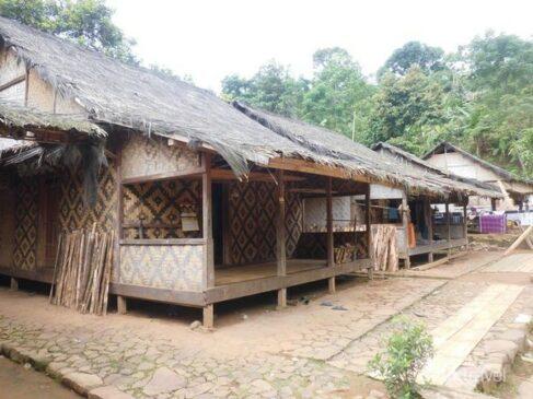 Rumah Adat Banten Serta Penjelasannya