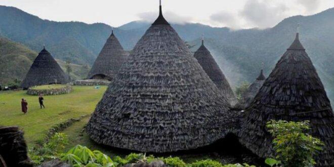Rumah Adat Nusa Tenggara Timur Serta Penjelasannya