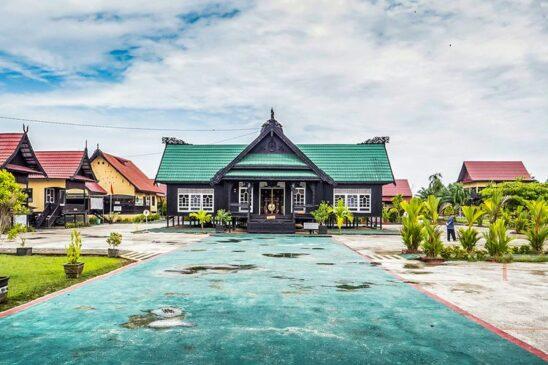 Rumah Adat Kalimantan Utara Serta Penjelasannya