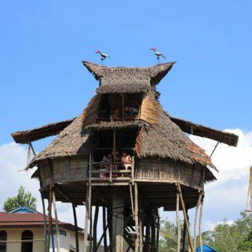 Rumah Adat Kalimantan Barat Serta Penjelasannya