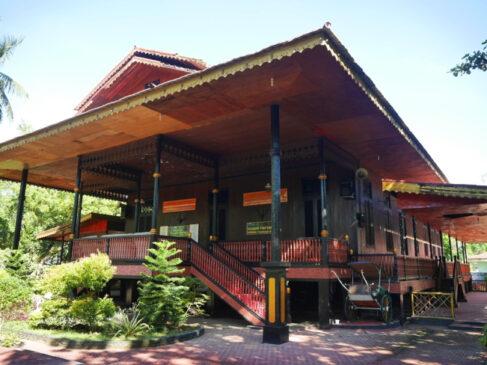Rumah Adat Gorontolo Serta Penjelasannya