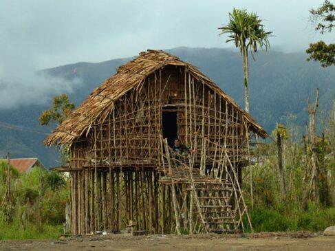5 Rumah Adat Papua Serta Penjelasannya