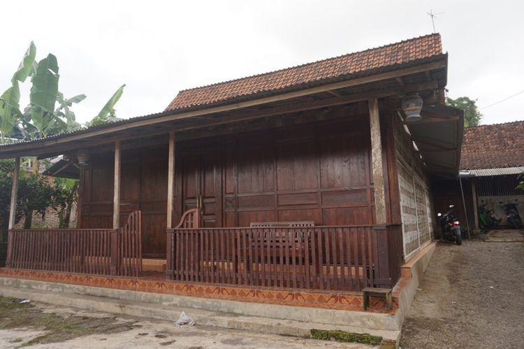 Rumah Adat Osing
