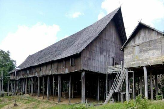 Rumah Adat Kalimantan Tengah Serta Penjelasannya
